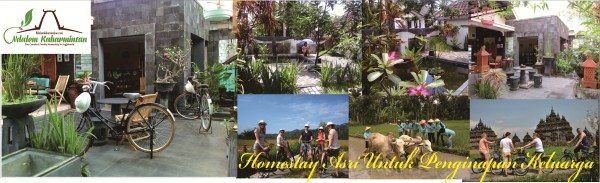 Family Homestay Di Jogja Bersih dan asri