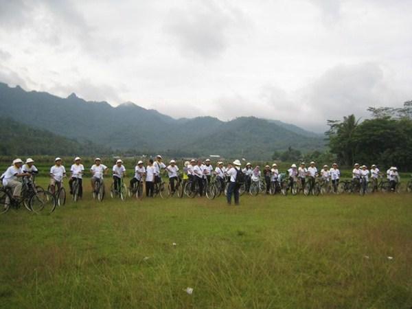 Persewaan Sepeda di Sendangsari Family Homestay Jogja