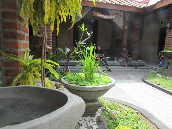 Guest House modern tradisional di Jogja