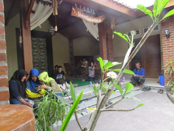 Penginapan keluarga Murah di Jogja