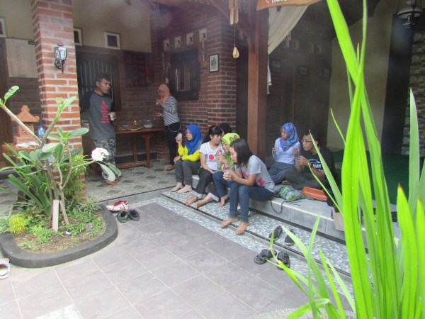 Traditional Guest House In Jogjakarta