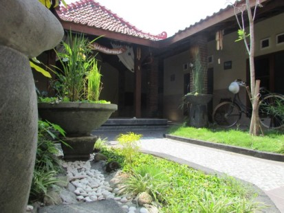 Family guest House di jogja