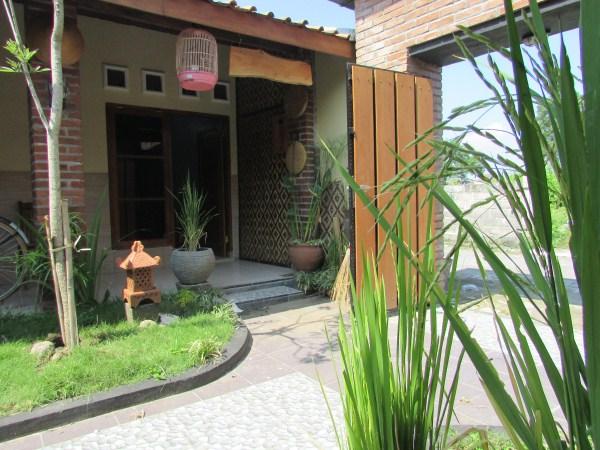 Rumah sewa harian di Jogja