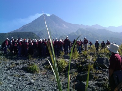 outbound-di-merapi
