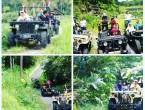 Jeep wisata lereng merapi