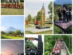 the lost world castel merapi - the world landmark merapi park-stonehenge merapi