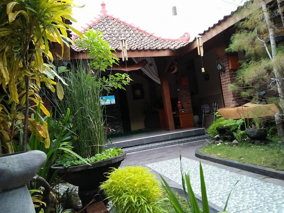 Villa Keluarga di sekitar Jogja bay