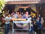 villa ethnik di sekitar candi Prambanan