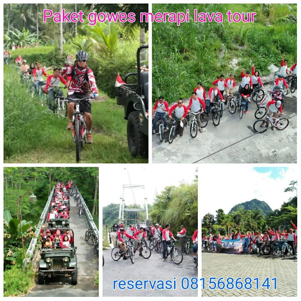 Jogja cycling Tours