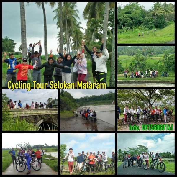 Rute Sepeda Favorit dari Sendangsari Homestay Jogja