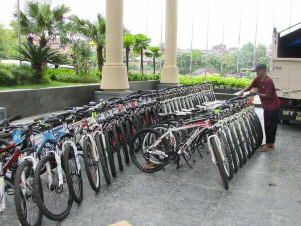 Alamat dan Kontak Jasa Persewaan Sepeda di Hotel/Penginapan di Jogja