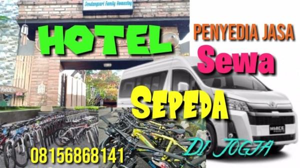 Hotel Penyedia Jasa Sewa Sepeda Di Jogja