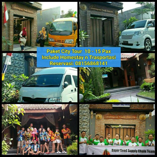 sewa villa di Jogja dekat Kota