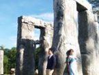 stonehenge desa petung merapi