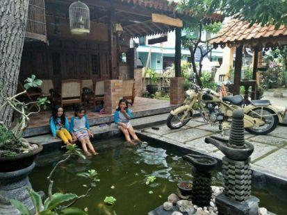 Penginapan homestay murah dekat UGM Jogja